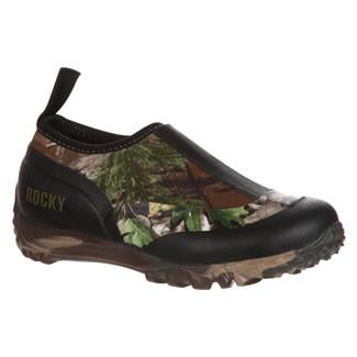 Kids' Rocky Silenthunter Slip-On Realtree Xtra