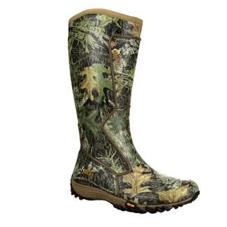 "Rocky 16"" Silenthunter Snake Boots WP Mossy Oak Obsession"