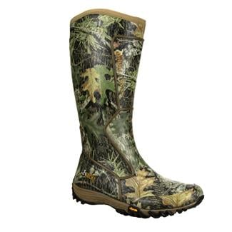 "Rocky 16"" Silenthunter Snake Boots WP Mossy Oak Obsession"