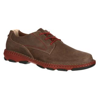"Rocky 2.5"" Cruiser Casual Oxford Tarnish Brown"