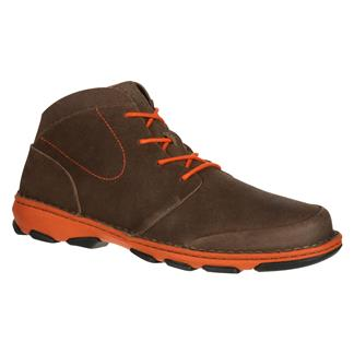 "Rocky 4"" Cruiser Casual Oxford Dark Brown"