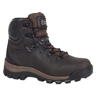 "Rocky 6"" Core Hiker WP Dark Brown"