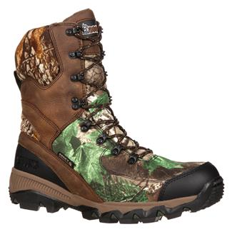 "Rocky 8"" Adaptagrip WP Realtree Xtra Green"