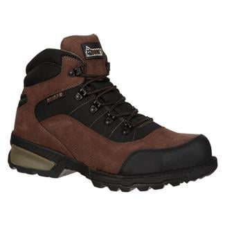 Rocky Hauler WP Dark Brown