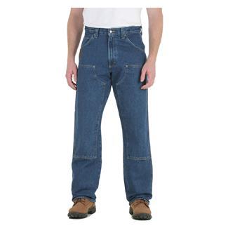 Wrangler Riggs Relaxed Fit Denim Utility Jeans Antique Indigo