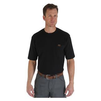 Wrangler Riggs Pocket T-Shirt Black