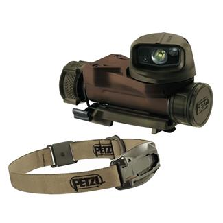 Petzl Strix VL Headlamp White / Red / Green / Blue Desert