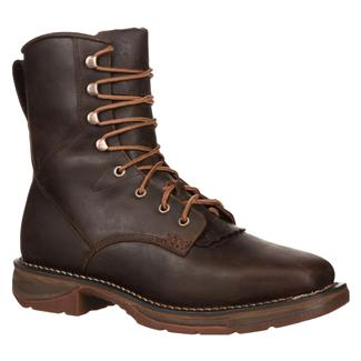 Durango Workin' Rebel Lacer ST WP Brown