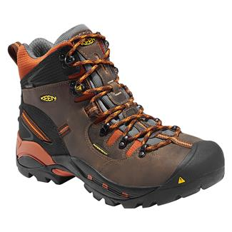 Keen Utility Pittsburgh WP Cascade Brown