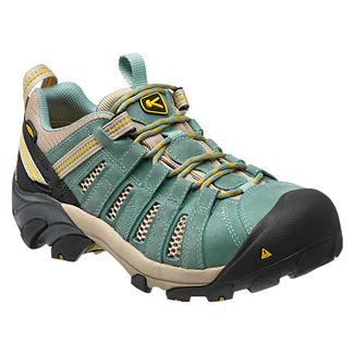 Keen Utility Flint Low ST Mineral Blue / Ceylon Yellow