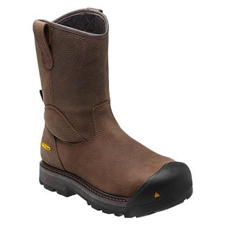 Keen Utility Milwaukee Wellington ST WP Cascade Brown