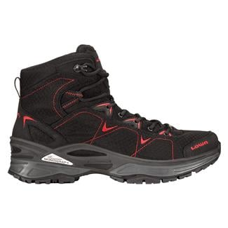 Lowa Ferrox GTX Mid Black / Red