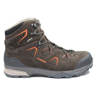 Lowa Phoenix GTX Mid Brown / Orange