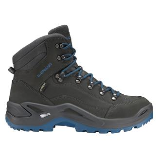 Lowa Renegade GTX Mid Anthracite / Denim