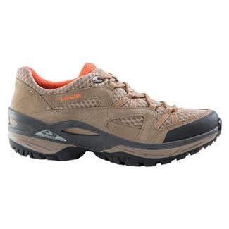 Lowa Tempest Mesh Beige / Orange