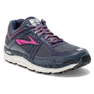 Brooks Addiction 12 Ombre Blue / Obsidian / Banana Cream