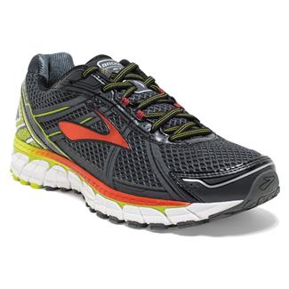 Brooks Adrenaline GTS 15 Anthracite / Lime Punch / Orange.com