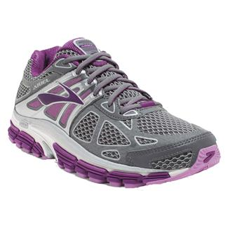 Brooks Ariel 14 Smoked Pearl / Hollyhock / Violet