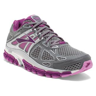 Brooks Ariel Smoked Pearl / Hollyhock / Violet