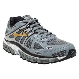 Brooks Beast 14 Silver / Black / Gold