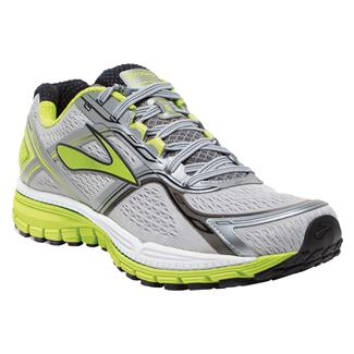 Brooks Ghost 8 Metallic Charcoal / Lime Punch / Silver
