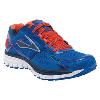 Brooks Ghost 8 Electric Brooks / Spicy Orange / Dress Blue
