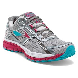 Brooks Ghost 8 Metallic Charcoal / Hyacinth Violet / Virtual Pink