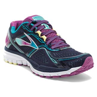 Brooks Ghost 8 Peacoat / Hollyhock / Capri Breeze