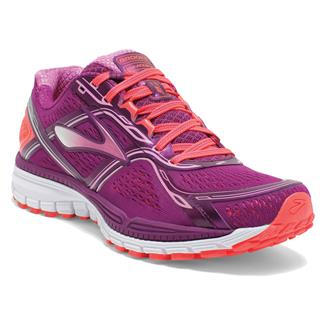 Brooks Ghost 8 Phlox / Phlox Pink / Fiery Coral