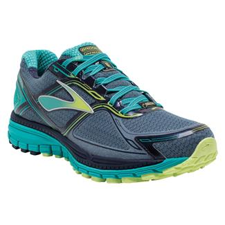 Brooks Ghost 8 GTX Storm / Sharp Green / Ceramic