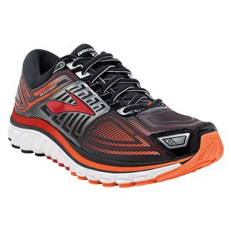 Brooks Glycerin 13 Black / High Risk Red / Silver