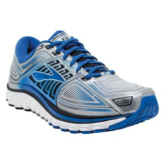 Brooks Glycerin 13 Silver / Electric Brooks / Black