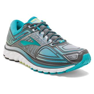 Brooks Glycerin 13 Metallic Charcoal / Bluebird / Sharp Green