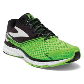 Brooks Launch 2 Brite Green / Black / White