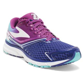 Brooks Launch 2 Spectrum Blue / Berry / Blue Radience