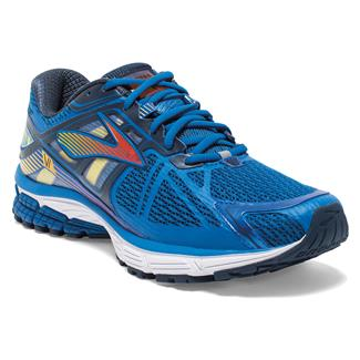 Brooks Ravenna 6 Skydiver / Red Orange / Cyber Yellow