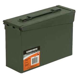 Blackhawk Empty Ammo Can Black