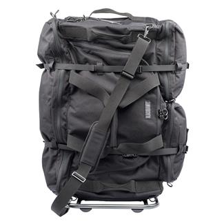 Blackhawk Go Box Rolling Load-Out Bag (With Frame) Black