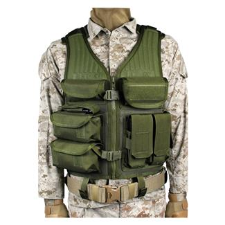 Blackhawk Omega Elite Tactical Vest EOD Olive Drab