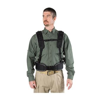"Blackhawk Initial Response ""H"" Harness Black"