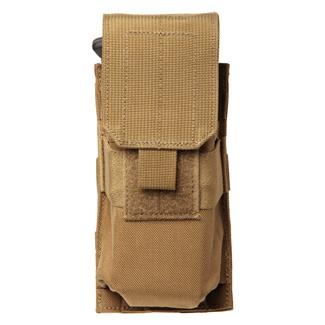 Blackhawk S.T.R.I.K.E. M4/M16 Single Mag Pouch Coyote Tan