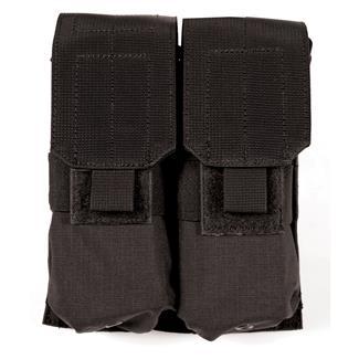 Blackhawk S.T.R.I.K.E. M4/M16 Double Mag Pouch Black