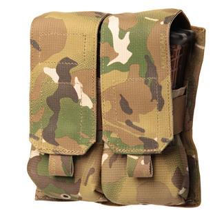 Blackhawk S.T.R.I.K.E. M4/M16 Double Mag Pouch MultiCam