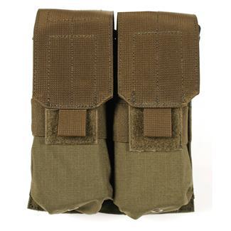 Blackhawk S.T.R.I.K.E. M4/M16 Double Mag Pouch Olive Drab