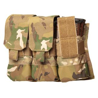 Blackhawk S.T.R.I.K.E. M4/M16 Triple Mag Pouch MultiCam