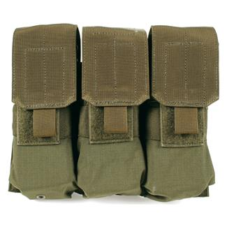 Blackhawk S.T.R.I.K.E. M4/M16 Triple Mag Pouch Olive Drab