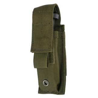 Blackhawk S.T.R.I.K.E. Single Pistol Mag Pouch Olive Drab