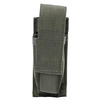 Blackhawk S.T.R.I.K.E. Single Pistol Mag Pouch Ranger Green