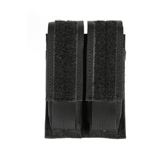 Blackhawk S.T.R.I.K.E. Double Pistol Mag Pouch Black