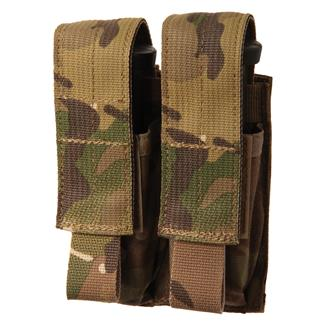 Blackhawk S.T.R.I.K.E. Double Pistol Mag Pouch MultiCam